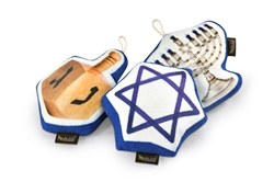 Hanukkah Toy Set (3 pc set)