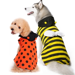 Ladybug & Bumble Bee Reversible