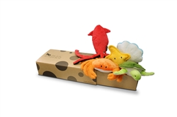 Under the Sea Toy Set (5 pc in Gift Box)