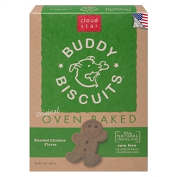 Buddy Biscuits Baked Treats, Roasted Chicken