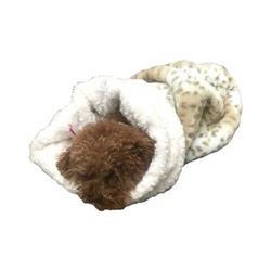 Cozy, Sno Leopard Plush