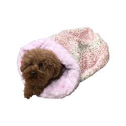 Cozy, Pink Leopard Plush