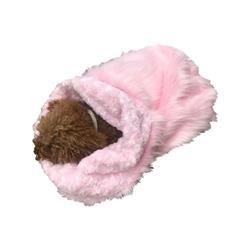 Cozy, Pink Shag Plush
