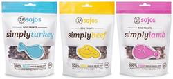 Sojo's Simply Dog Treats