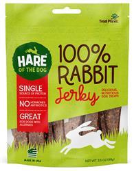 HTD 100% Rabbit Jerky - wt 3.5oz