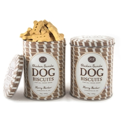 Sweetgrass Basket Tradition Collection - Biscuit Tins