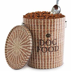 Sweetgrass Basket Tradition Collection - Food Storage Canisters