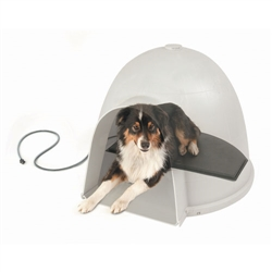 Igloo Style Heated Pad