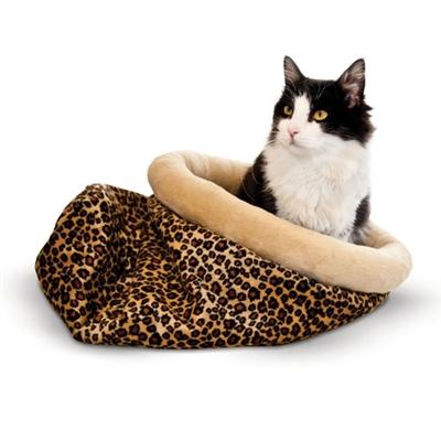 Self-Warming Kitty Sack