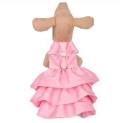 Madison Dress - Puppy Pink