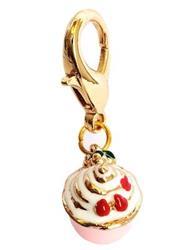 Pupcake Clip on Collar Charms