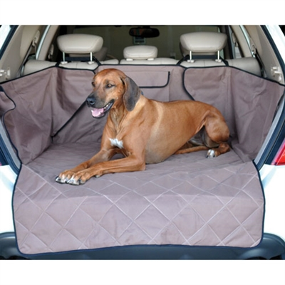Quilted Cargo Cover