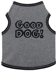 Good Dog - Tank - Gray