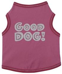 Good Dog - Tank - Pink