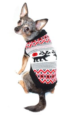 Nordic Moose Lodge Sweater