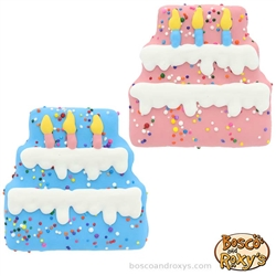 Birthday Collection, Three Tier Cake, 18/Case, MSRP $2.49
