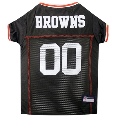 NFL Cleveland Browns Dog Jersey