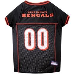 NFL Cincinnati Bengals Dog Jersey