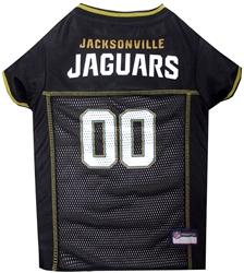 NFL Jacksonville Jaguars Dog Jersey