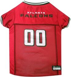 NFL Atlanta Falcons Dog Jersey