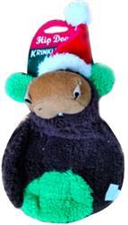 Reindeer Krinkle Toy - 2 PK