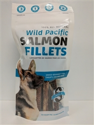 Salmon Jumbo Fillets for Dogs