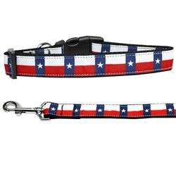 Texas Flag Nylon Collars & Leads