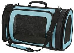 KELLE Turquoise & Black Carrier