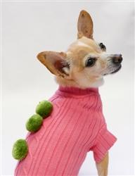 Bon Bon Rose Sweater by Ruff Ruff Couture®