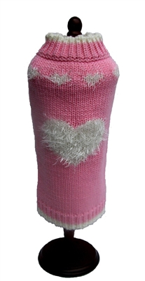 Sweetheart Sweater - Pink (Disc. & On Sale)