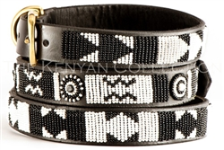Ebony & Ivory Collar & Leash Collection