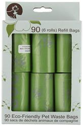 Green EPI Bio-degradable Waste Bags (6 rolls per pack)