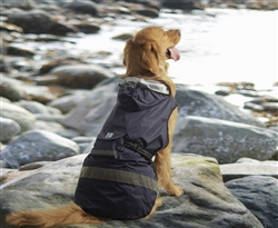 Safety Hooded Dog Raincoats