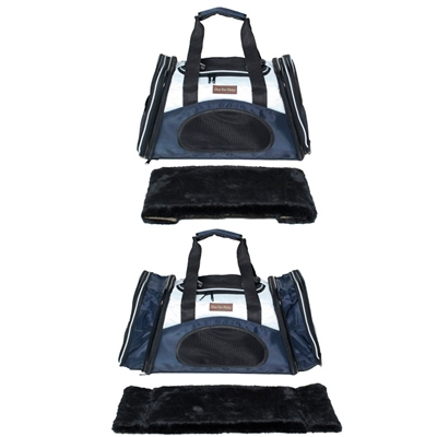 The One Bag Expandable Pet Carrier