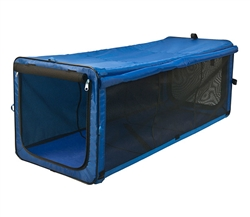 The Indoor/Outdoor Cat Enclosure - Blue