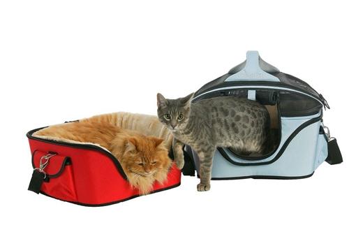 The Cozy Pet Carrier