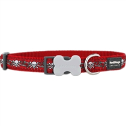 Skull & Roses - Dog Collars & Leads