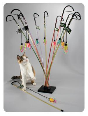 PURRfect Glo'N The Dark Cat Toy™