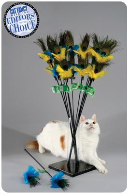 The Peacock Feather Cat Toy™