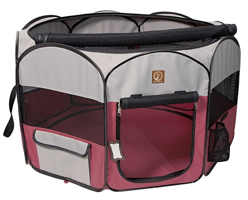 Folding Fabric Playpen Small / Large / X-Large