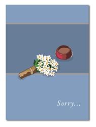 Sympathy: Daisies & Bowl