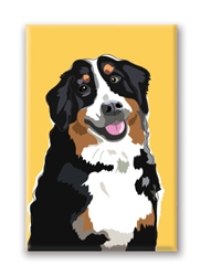 Bernese Mountain Dog Fridge (NEW)
