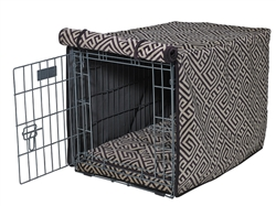Luxury Crate Cover Avalon Microvelvet