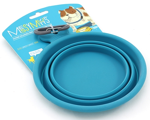 Collapsible Bowl by Messy Mutts