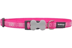 Paw Impressions Hot Pink - Dog Collar, Leads, and Harness