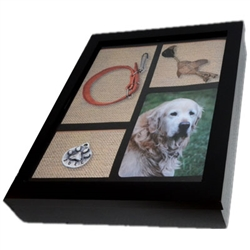 Shadow Box Frame Memorial Urn