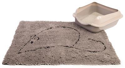 Cat Litter Mat Shipper Displays