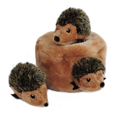 Zippy Paws - Zippy Burrow Hedgehog Den