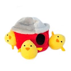 Zippy Paws - Zippy Burrow Chicken Hut