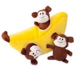 Monkey 'n Banana Burrow by Zippy Paws
